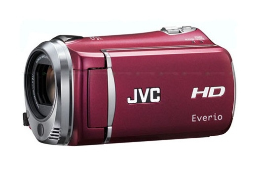 JVC Everio GZ-HM350