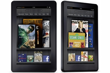 Amazon Web Services Kindle Fire