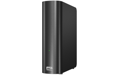 Western Digital My Book Live network storage device