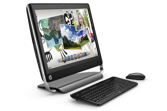 HP TouchSmart 520-1010a touchscreen PC