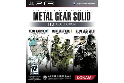 Konami Metal Gear Solid HD