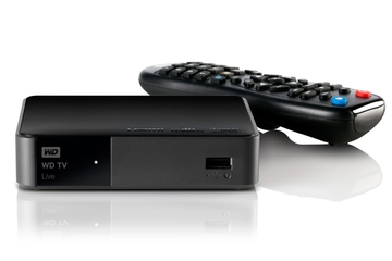 Western Digital TV Live media streamer