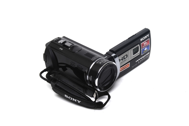 Sony Handycam HDR-PJ200E video camera