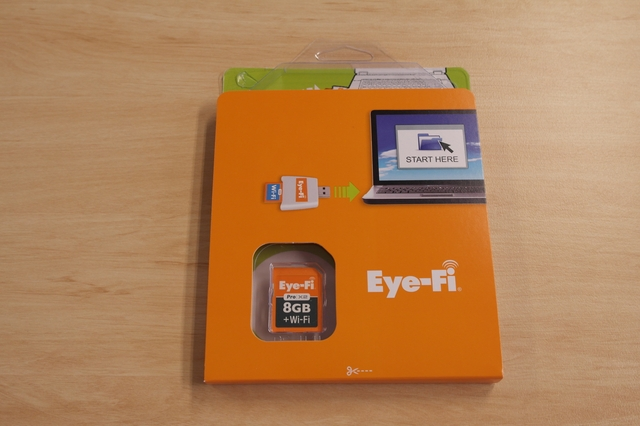 Eye-Fi Pro X2 8GB review