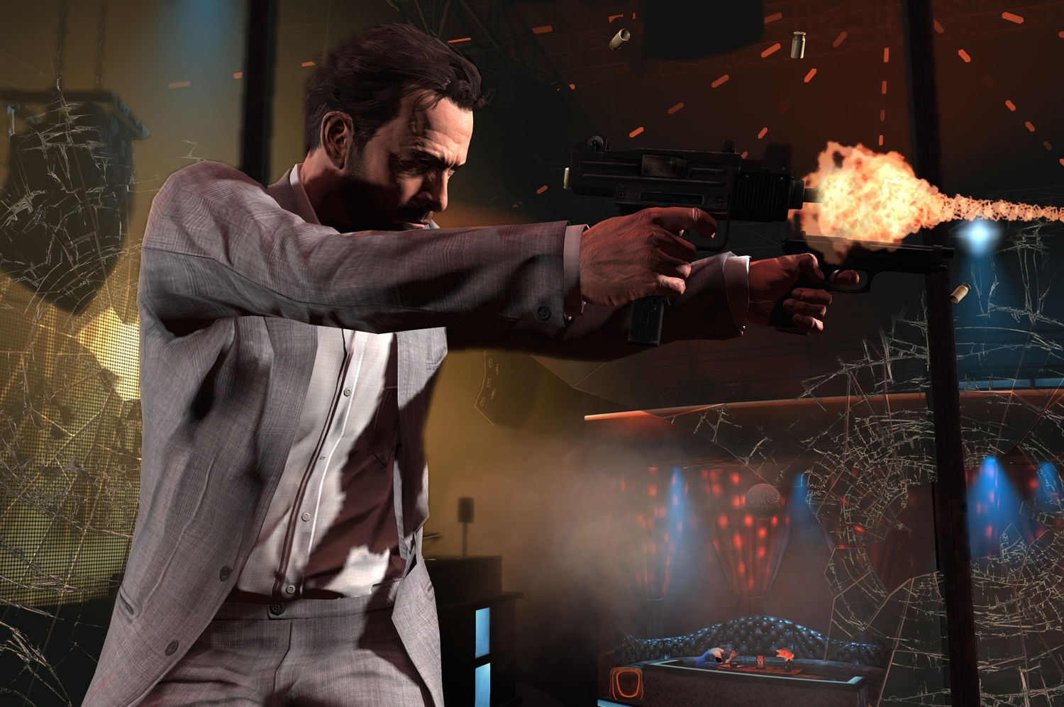 Rockstar Games Max Payne 3 Review Max Payne Is Back For Thirds