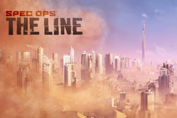 2K Games Spec Ops: The Line