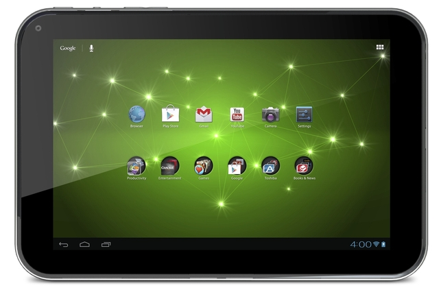 Toshiba Tablet AT270