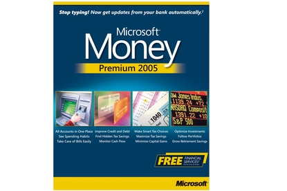 Microsoft Money 2005