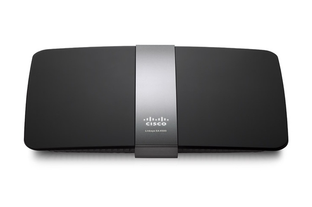 Linksys EA4500 dual-band wireless router review