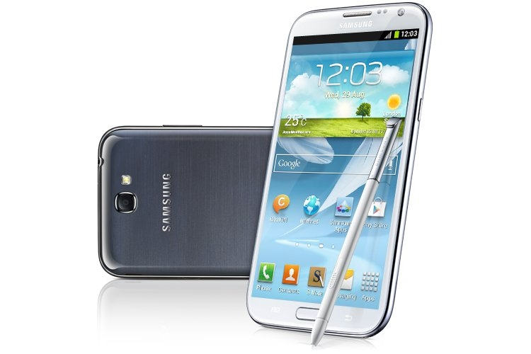 samsung galaxy note 2 personal assistant