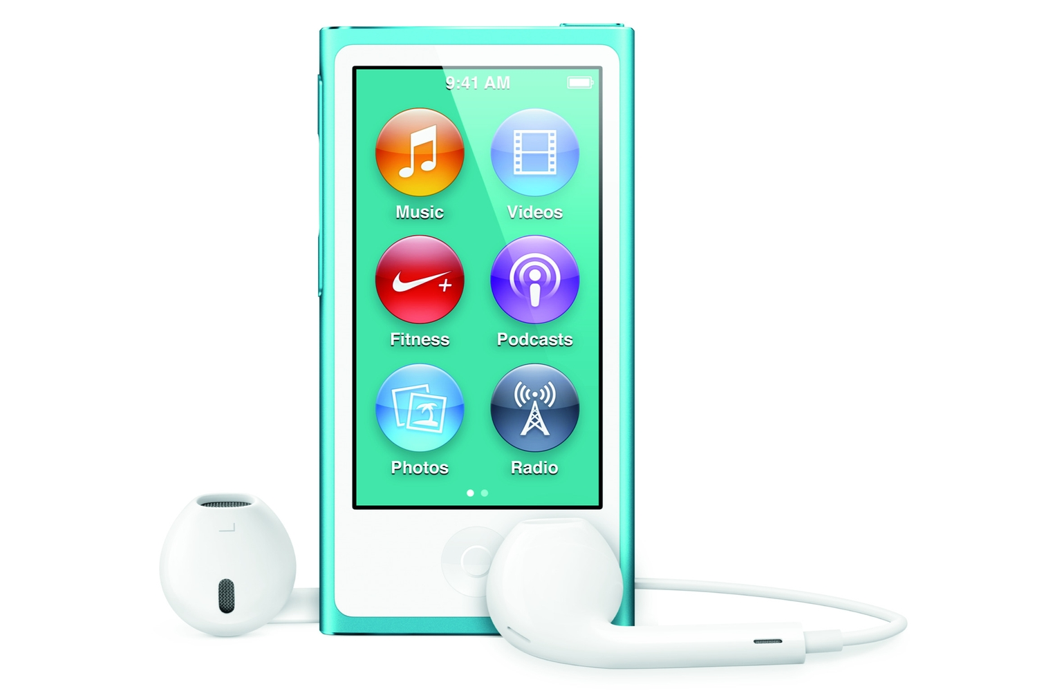 Apple iPod nano Review: The smallest proper iPod gets a video-friendly  screen, Lightning and Bluetooth - MP3 Players - MP3 & Portable Media  Players - PC ...