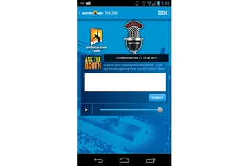 Tennis Australia 2013 Australian Open for Android