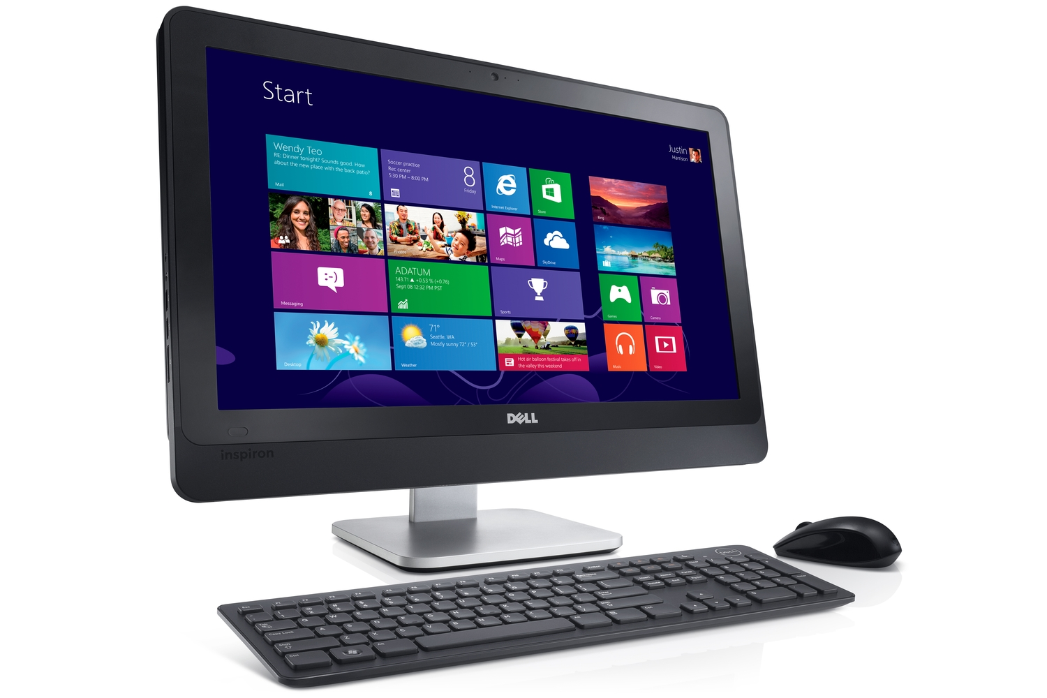 Dell Inspiron One 2330 Review: Dell's newest all-in-one PC continues to  challenge Apple on design, and beat it on price - Brand Centre - Dell - PC  World ...