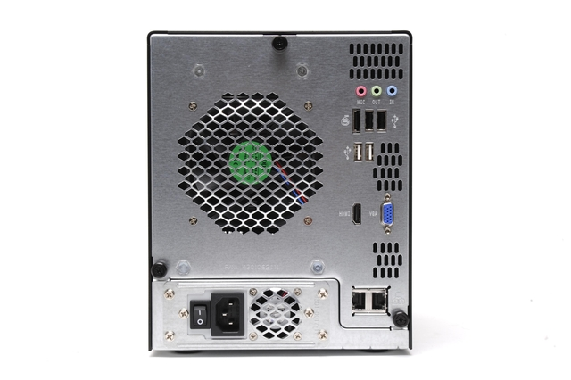 Thecus N5550 NAS device