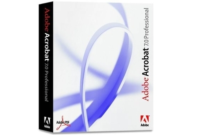 Adobe Systems Acrobat Professional 7.0