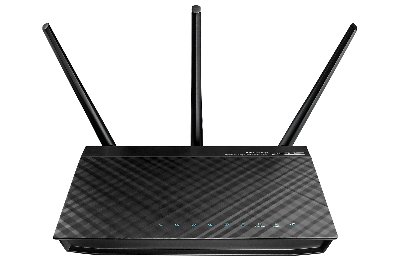 ASUS RT-N66U Review: This wireless router will handle anything you ...