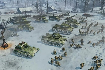 Relic Entertainment Company of Heroes 2 (PC)