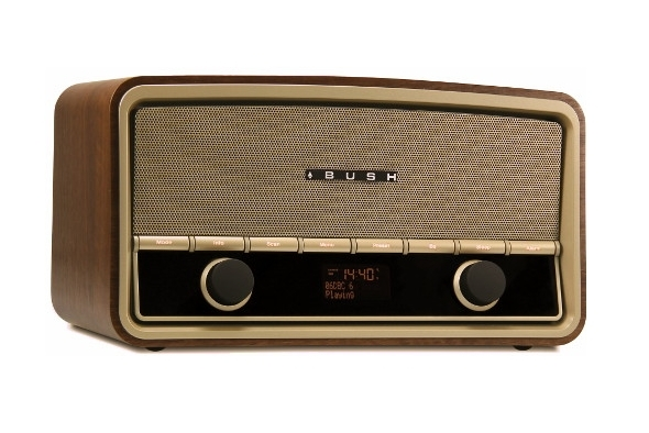 Bush Heritage Bluetooth digital radio