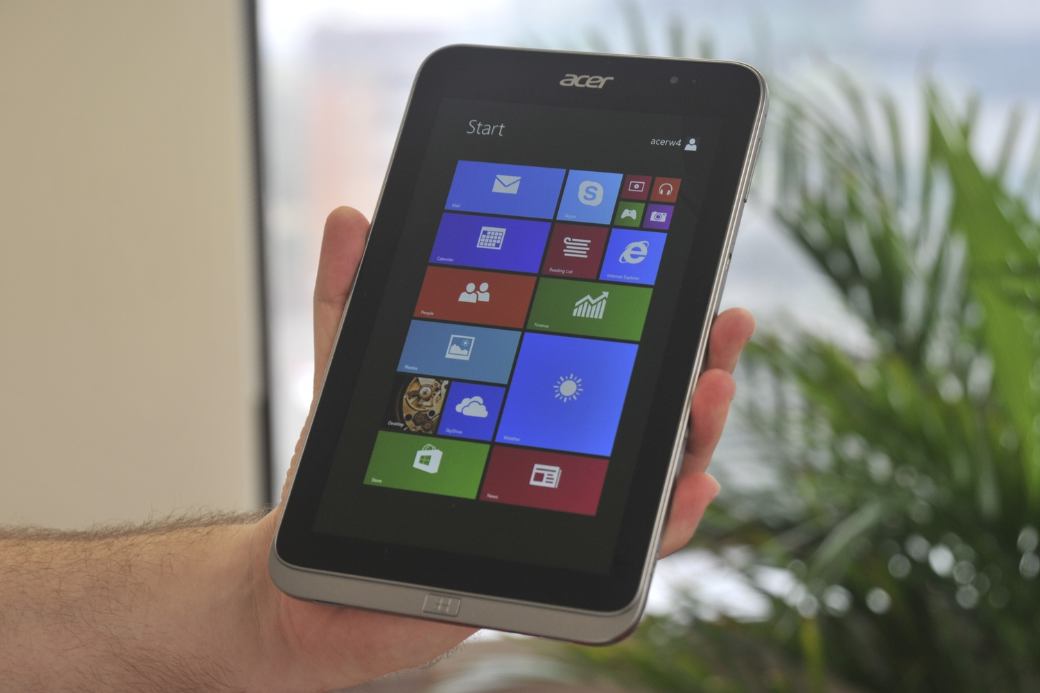Acer Iconia W4 Review: Acer's 8in Iconia W4 Windows 8.1 ...