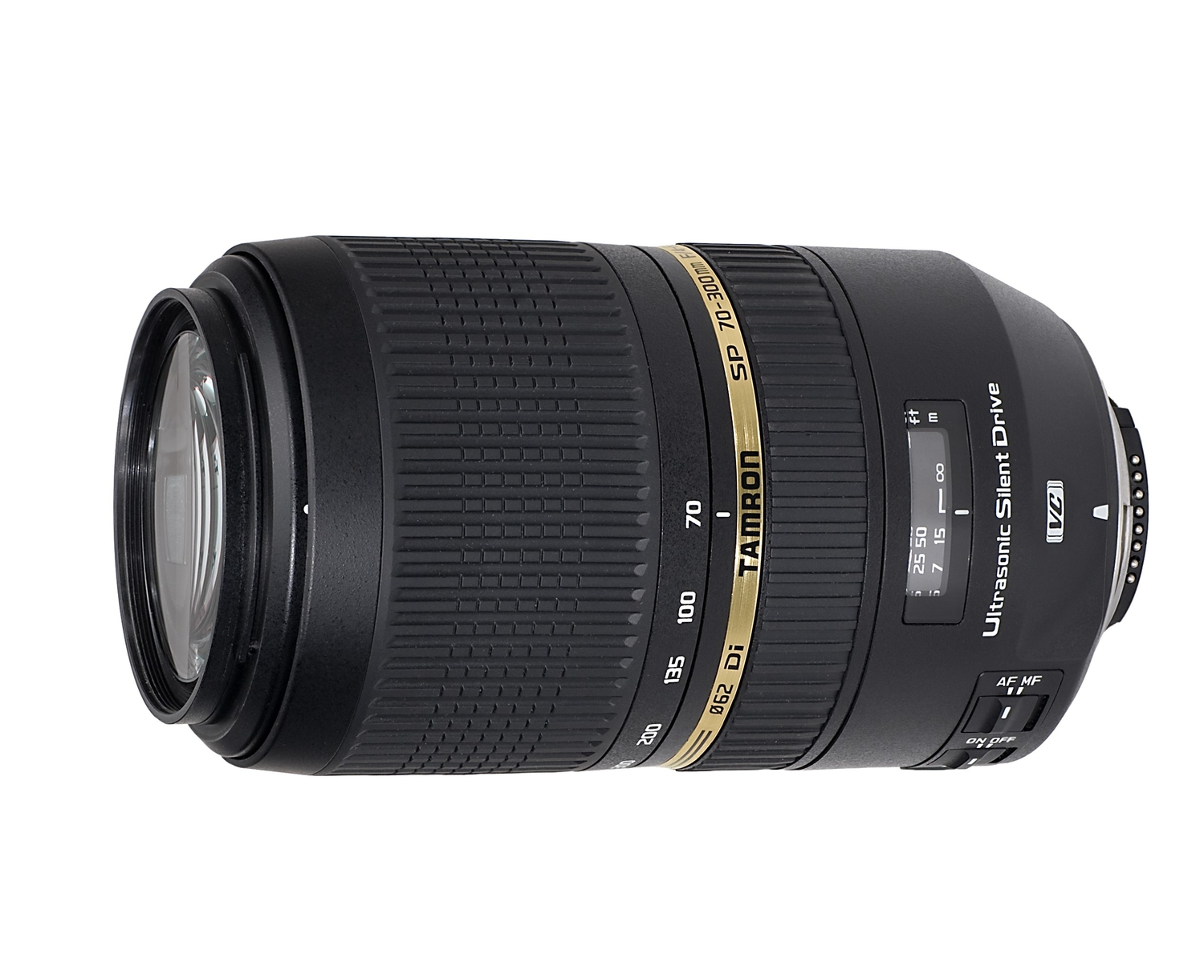 Tamron AF70-300mm f4-5.6 Di VC USD  Review:
