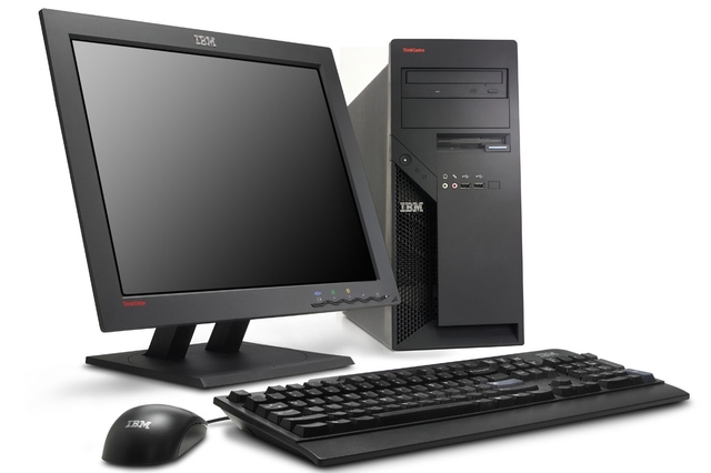 IBM Australia Lenovo ThinkCentre M52-9210-D1M