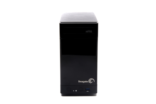Seagate Business Storage 2-Bay NAS