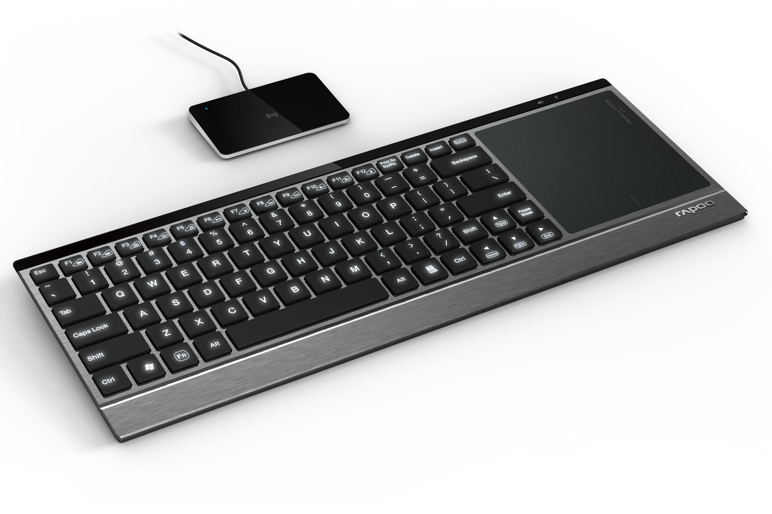 microsoft wireless keyboard 2000 how to turn on