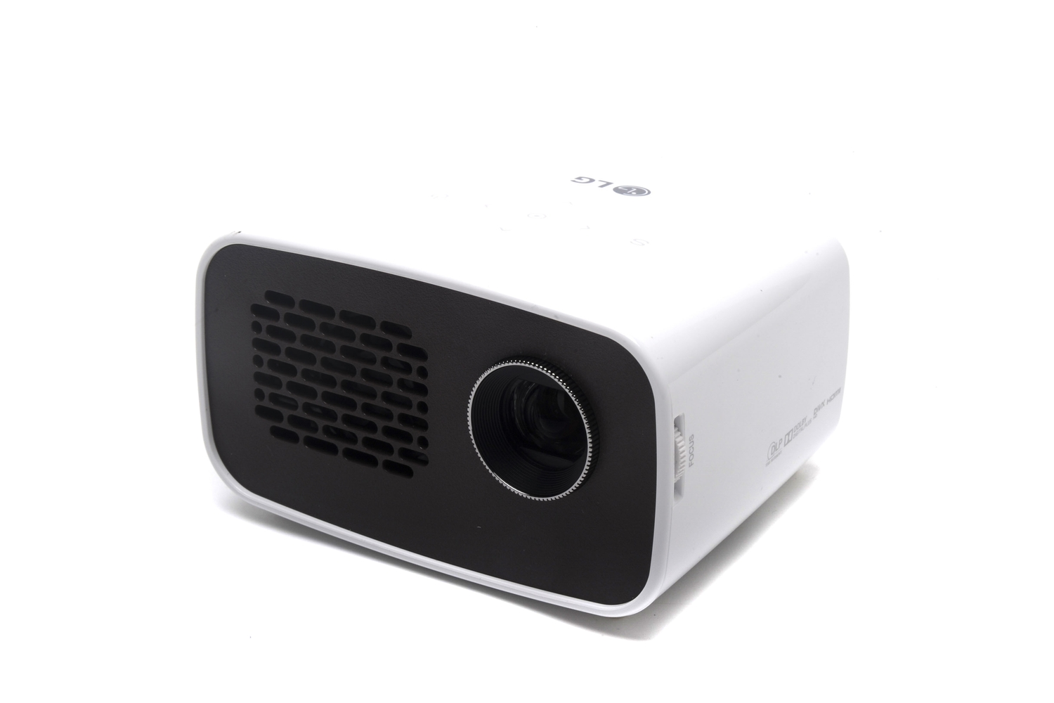 Lg ph300 user reviews projectors portable projectors for Portable projector reviews