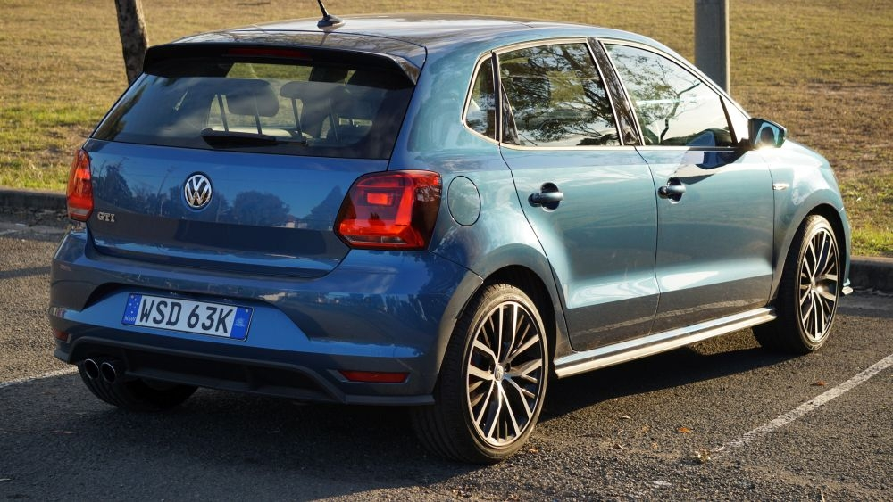 volkswagen australia polo gti review a joyous hot hatch. Black Bedroom Furniture Sets. Home Design Ideas