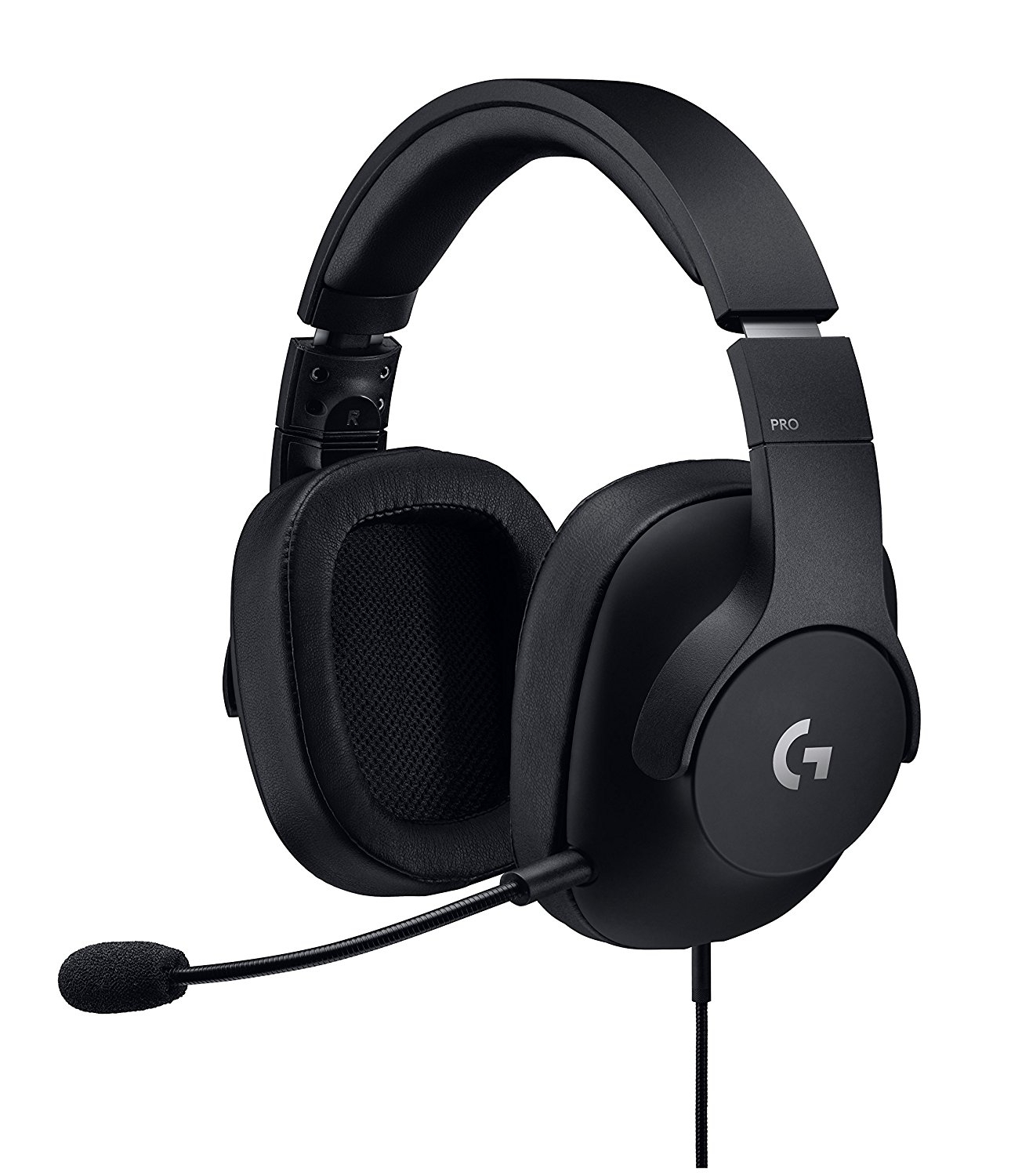 Logitech G Pro Gaming Headset Review: - Headphones - PC
