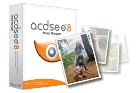 ACD Systems ACDSee 8 Photo Manager
