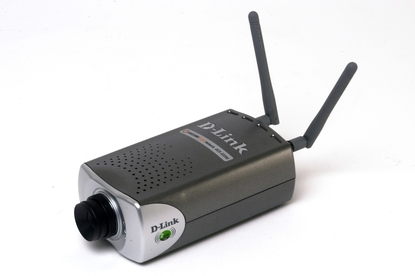 D-Link Australia DCS 3220G Wireless Internet Camera