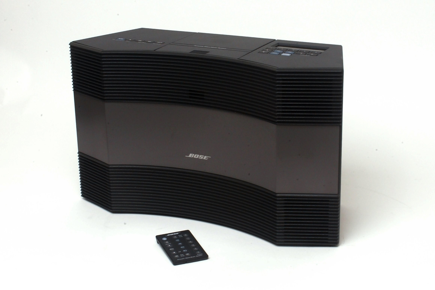 bose acoustic wave music system photos home. Black Bedroom Furniture Sets. Home Design Ideas