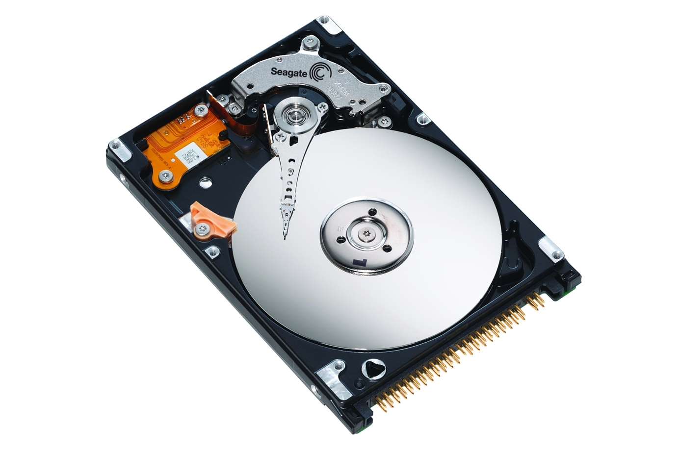 Seagate Momentus 5400 3 Review: - Servers & Storage - Hard