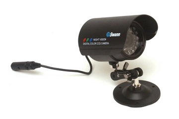 Swann Communications Black Knight Wireless Weather Colour Camera