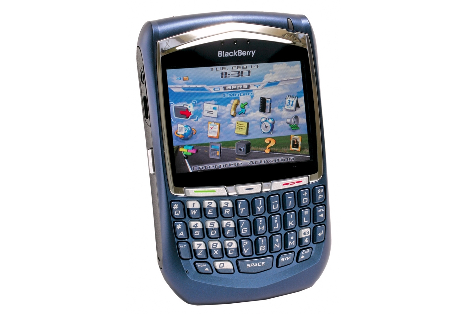 Research In Motion BlackBerry 8700G Review: - Mobile Phones - Smart Phones  - PC World Australia