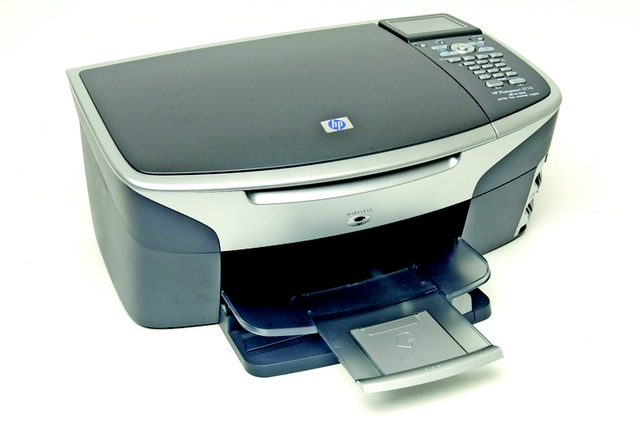 Hewlett-Packard Australia Photosmart 2710 All-in-One