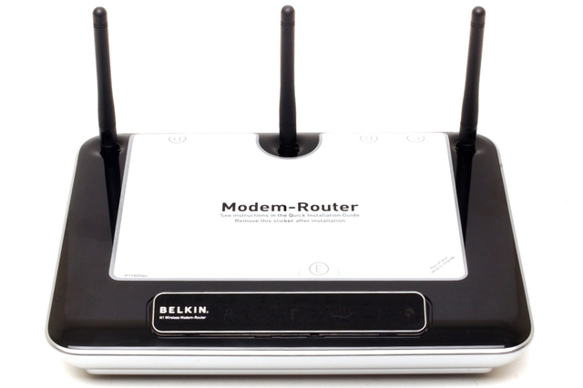 Belkin Australia N1 MIMO Wireless Modem Router