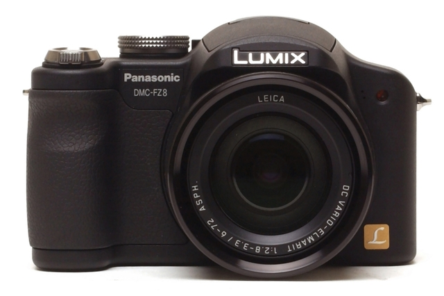 Panasonic Lumix DMC-FZ8