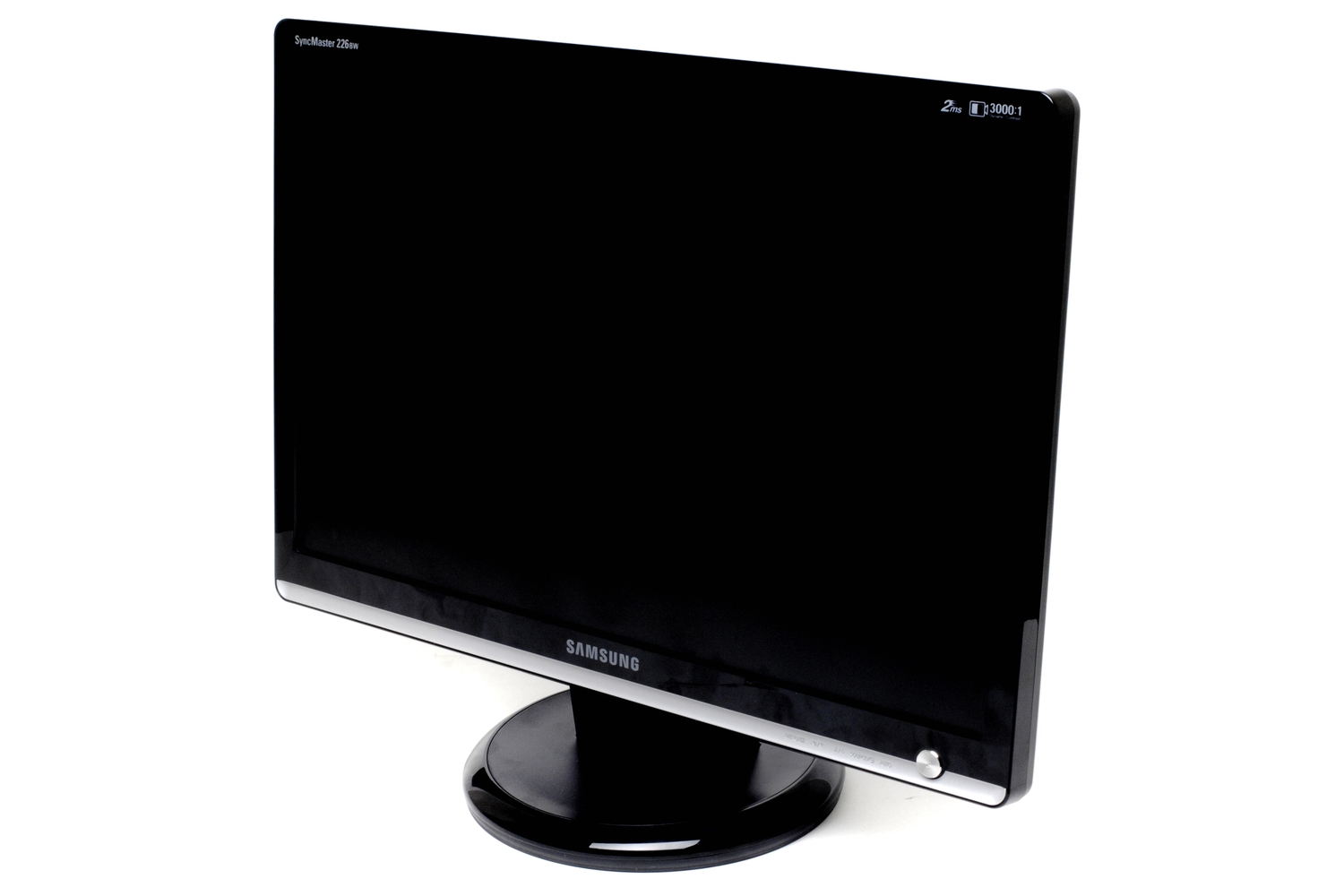 Samsung SyncMaster 226BW Review: - Monitors - LCD Monitors - PC World Australia