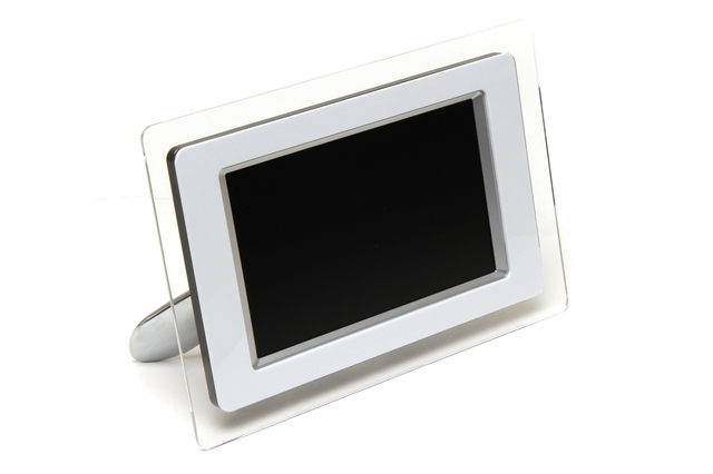 Rock Digital Photo Frame
