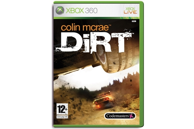 Codemasters Colin McRae: DiRT