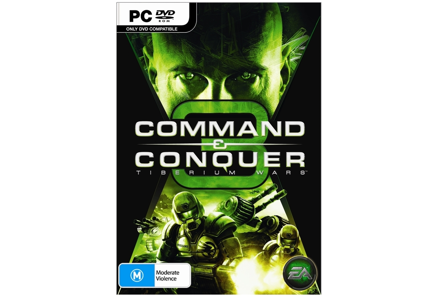 ea games command conquer 3 tiberium wars review games pc games pc world australia. Black Bedroom Furniture Sets. Home Design Ideas