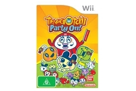 Namco Tamagotchi: Party On!