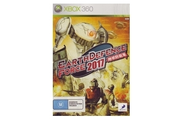 D3 Publishing Earth Defence Force 2017