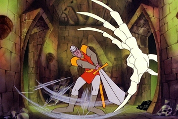 Digital Leisure Dragon's Lair HD