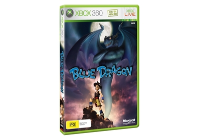 Microsoft Blue Dragon