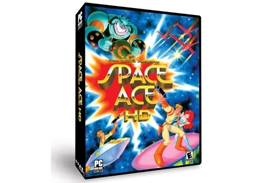 Digital Leisure Space Ace HD
