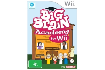 Nintendo Australia Big Brain Academy: Wii Degree