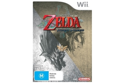 Nintendo Australia The Legend of Zelda: Twilight Princess